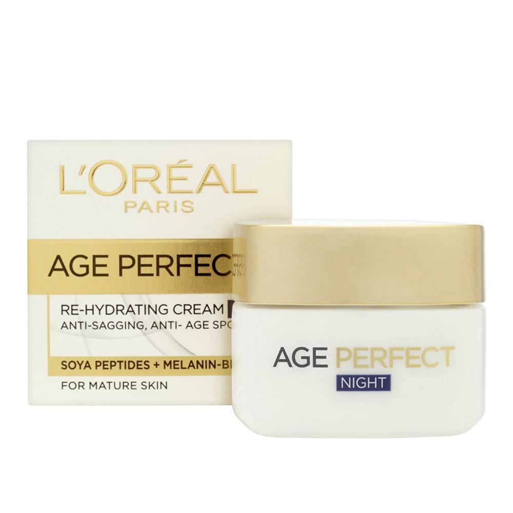 L'Oreal Paris Age Perfect Re-hydrating Night Cream 50ml