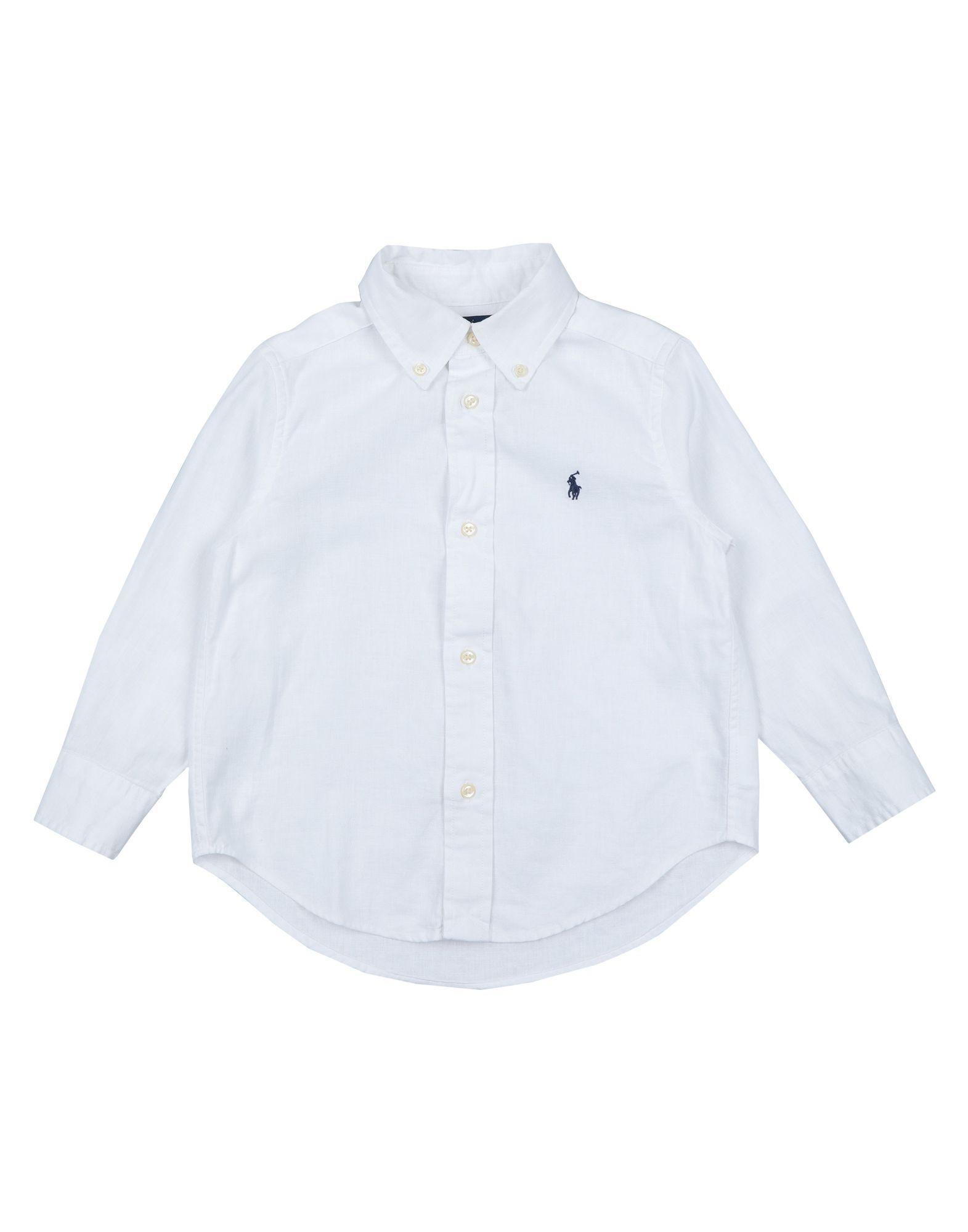 Ralph Lauren Boy Shirts Linen