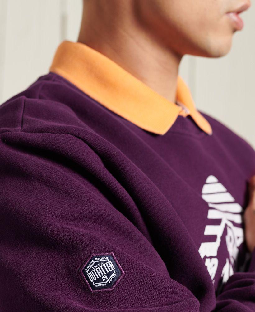 Superdry Heritage Mountain Crew Sweatshirt