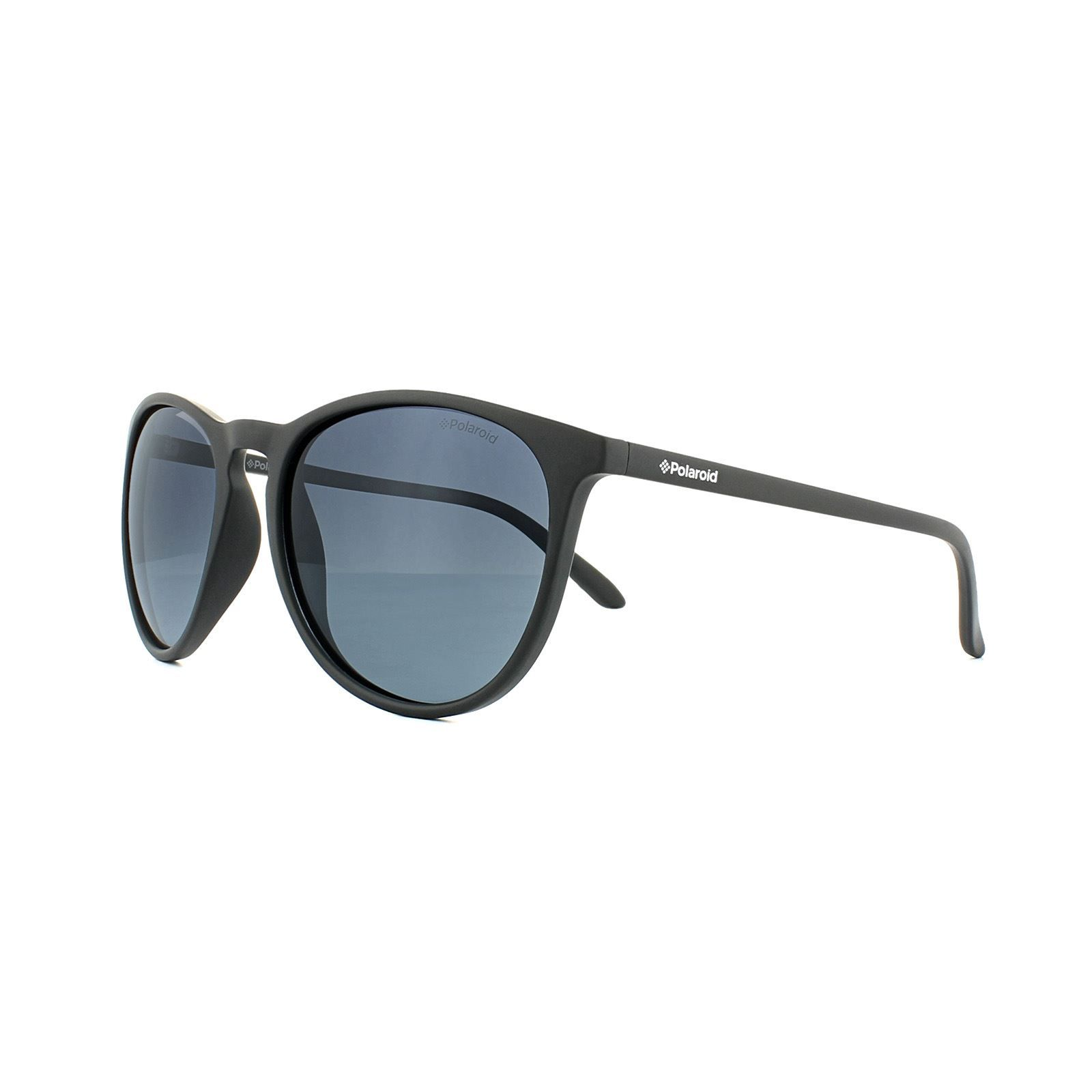 Polaroid Sunglasses PLD 6003/N/S DL5 WJ Matt Black Grey Gradient Polarized