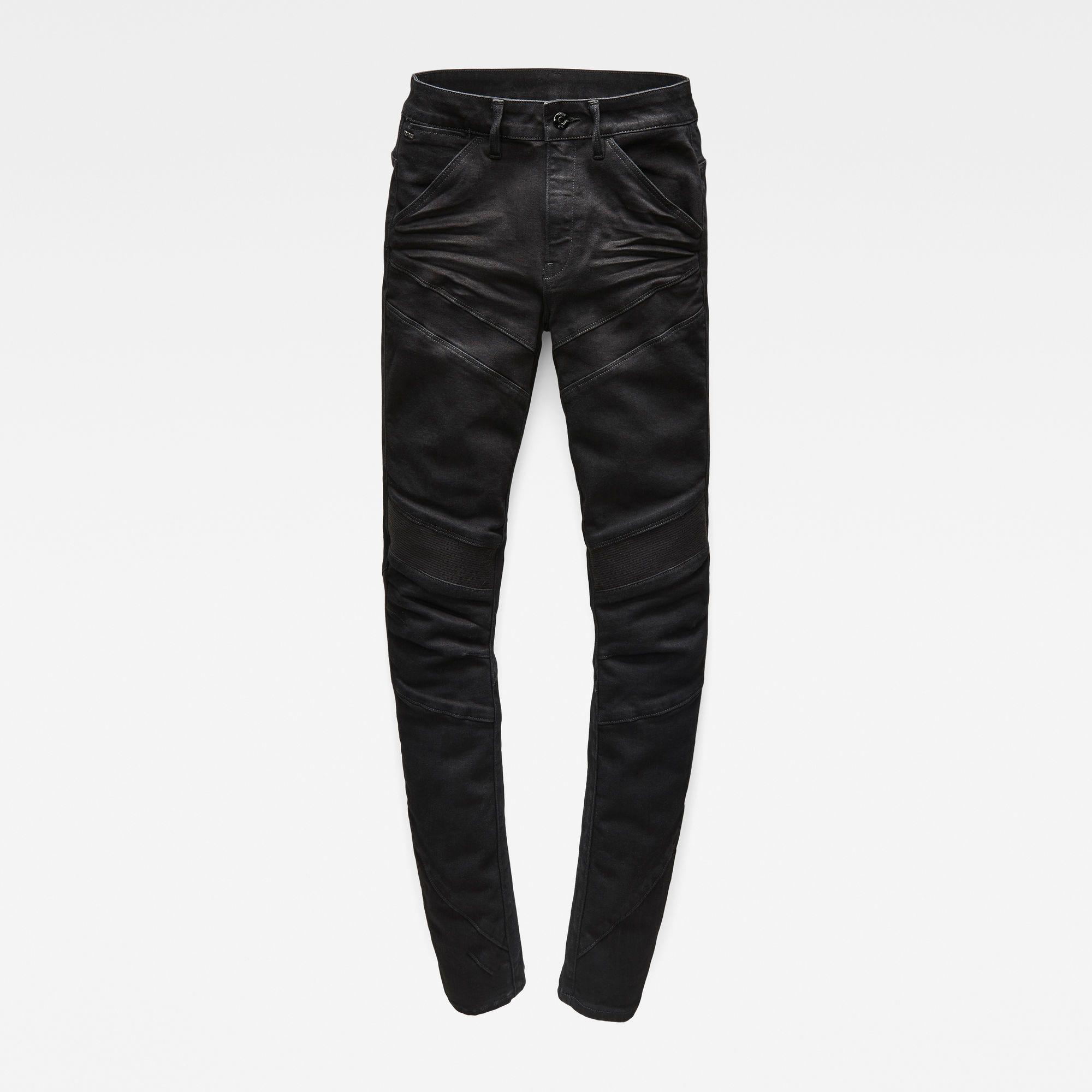 G-Star RAW Motac-X D-3D High Skinny Ankle Jeans