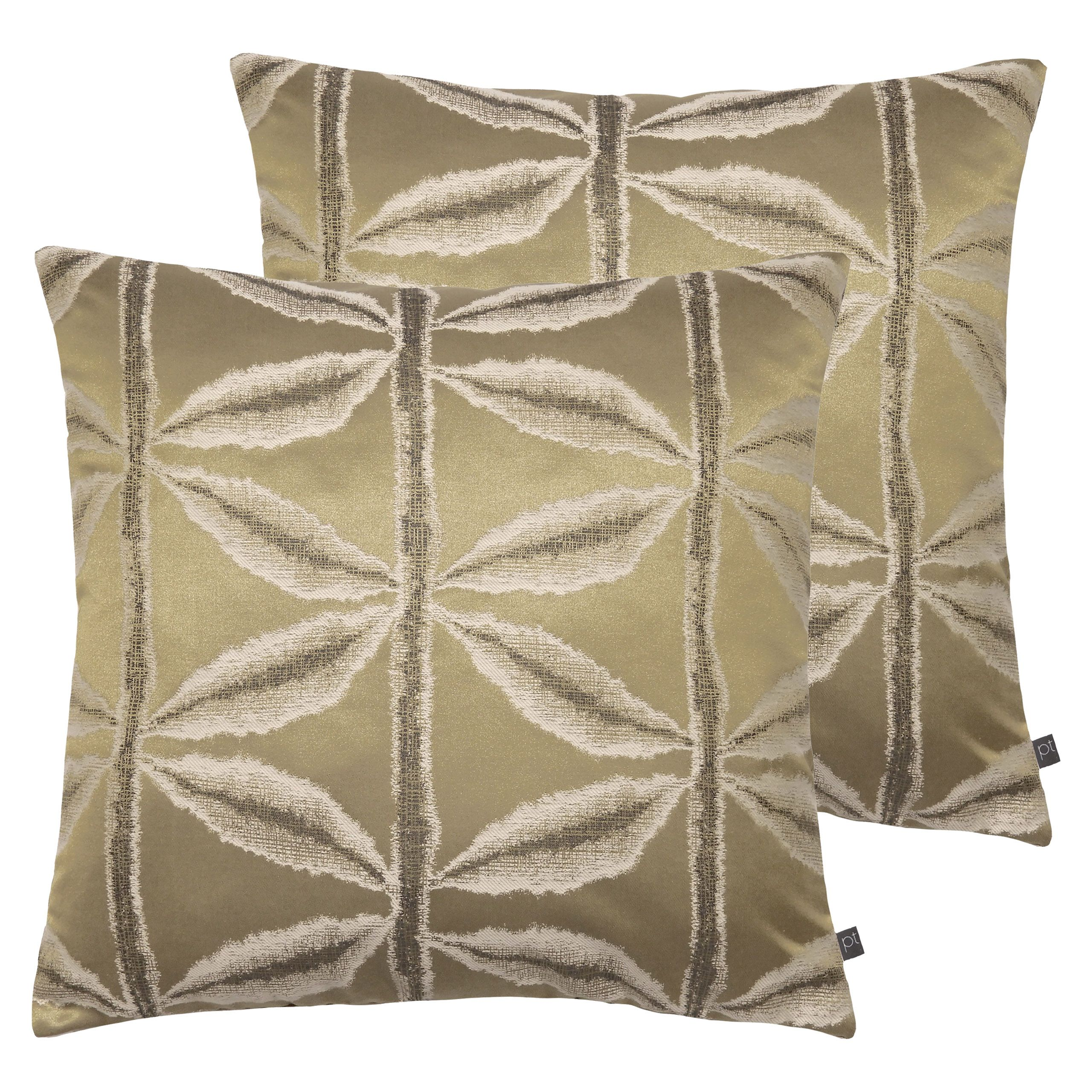 Palm Cushions (Twin Pack)