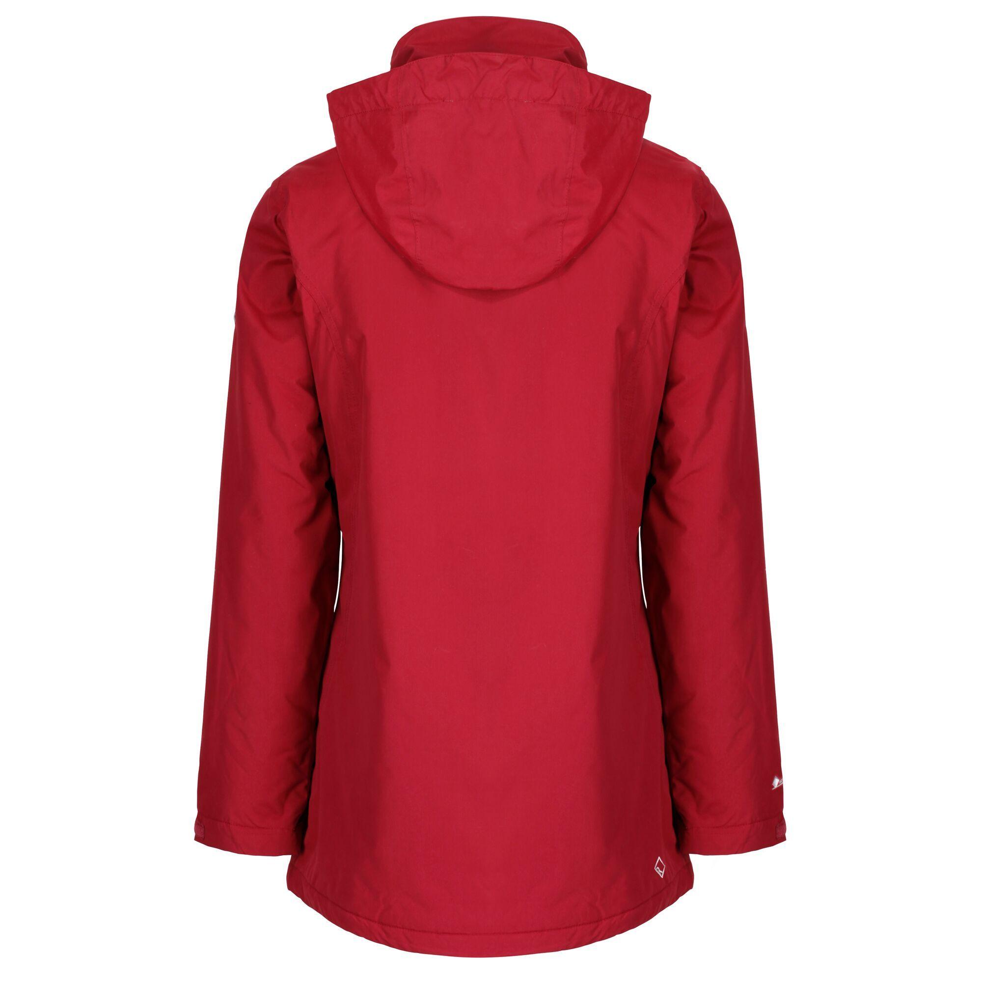 Regatta Women's Blanchet II Jacket (Tibetan Red)