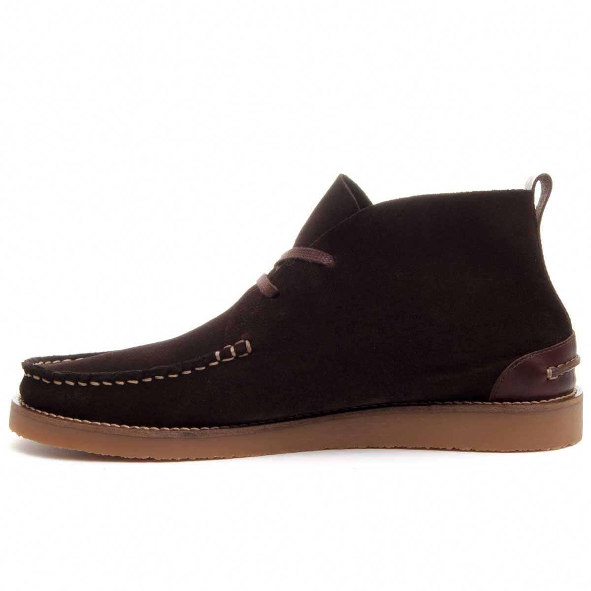 Purapiel Chukka Boot in Brown