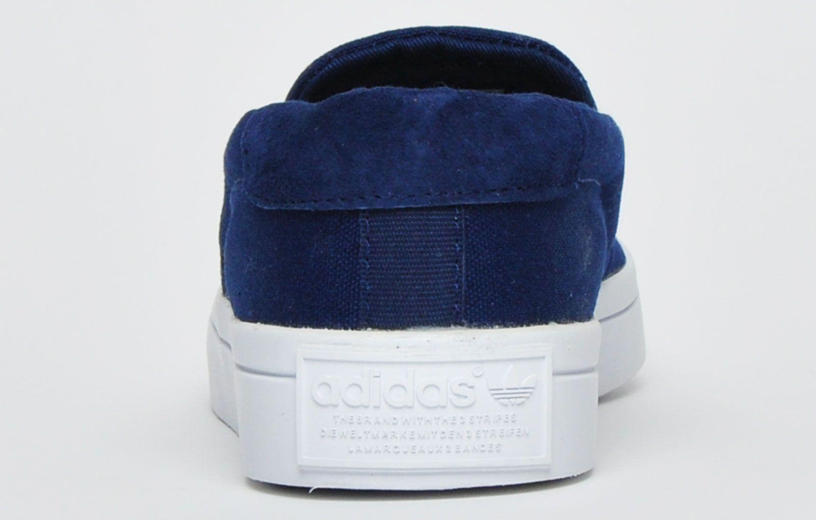 Adidas Originals Court Vantage Slip On Womens Girls