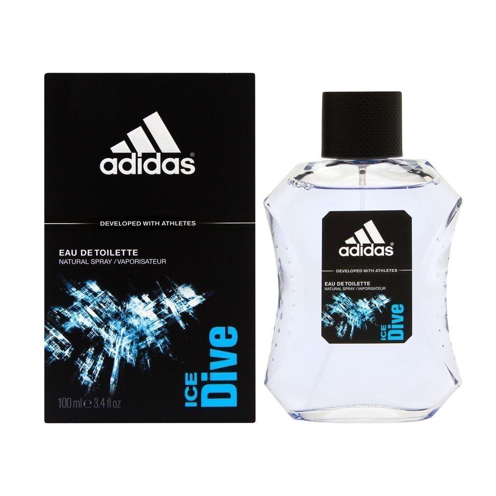 Adidas  Ice Dive (M) Eau De Toilette Spray 100Ml