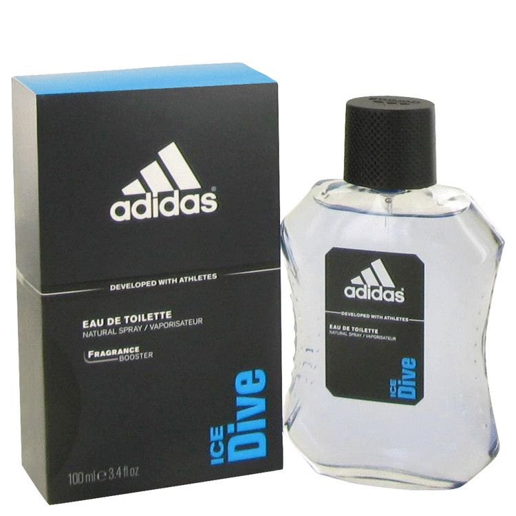 Adidas Ice Dive Eau De Toilette Spray By Adidas 100 ml