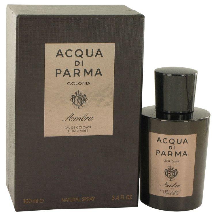 Acqua Di Parma Colonia Ambra Eau De Cologne Concentrate Spray By Acqua Di Parma 100 ml