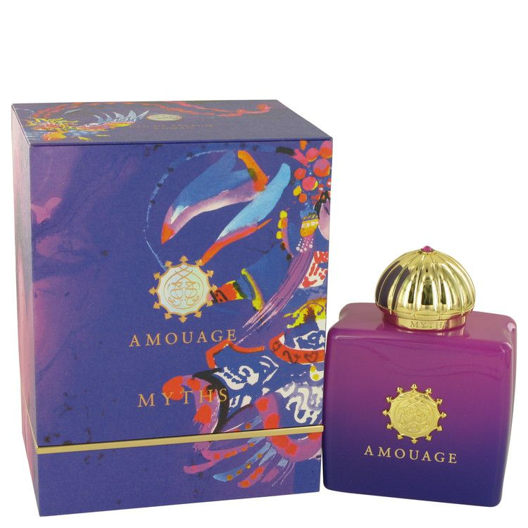 Amouage Myths Eau De Parfum Spray By Amouage 100 ml