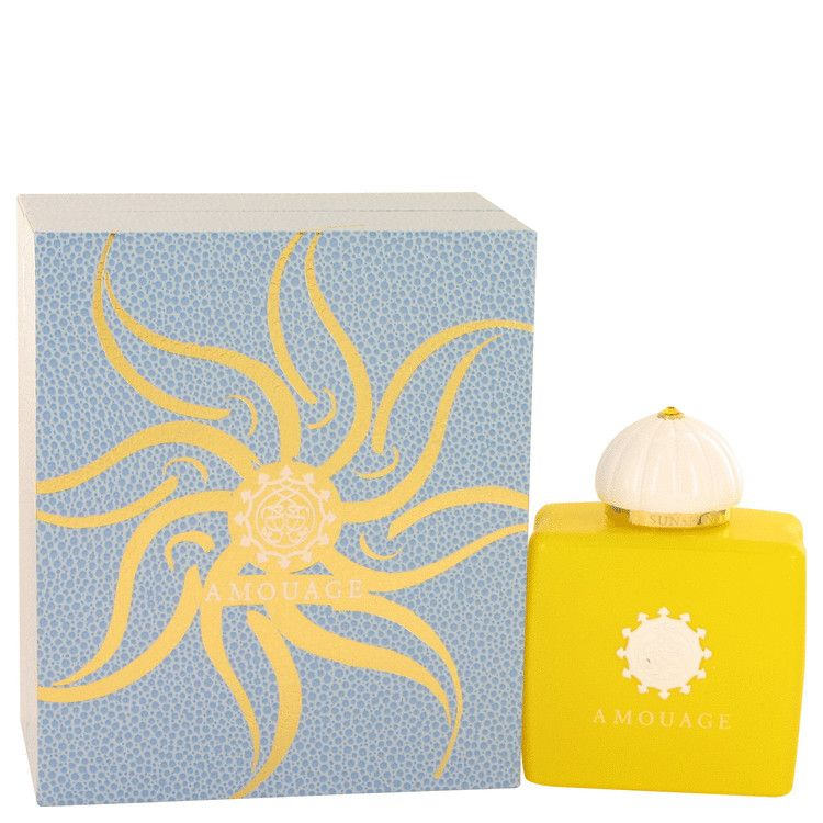 Amouage Sunshine Eau De Parfum Spray By Amouage 100 ml