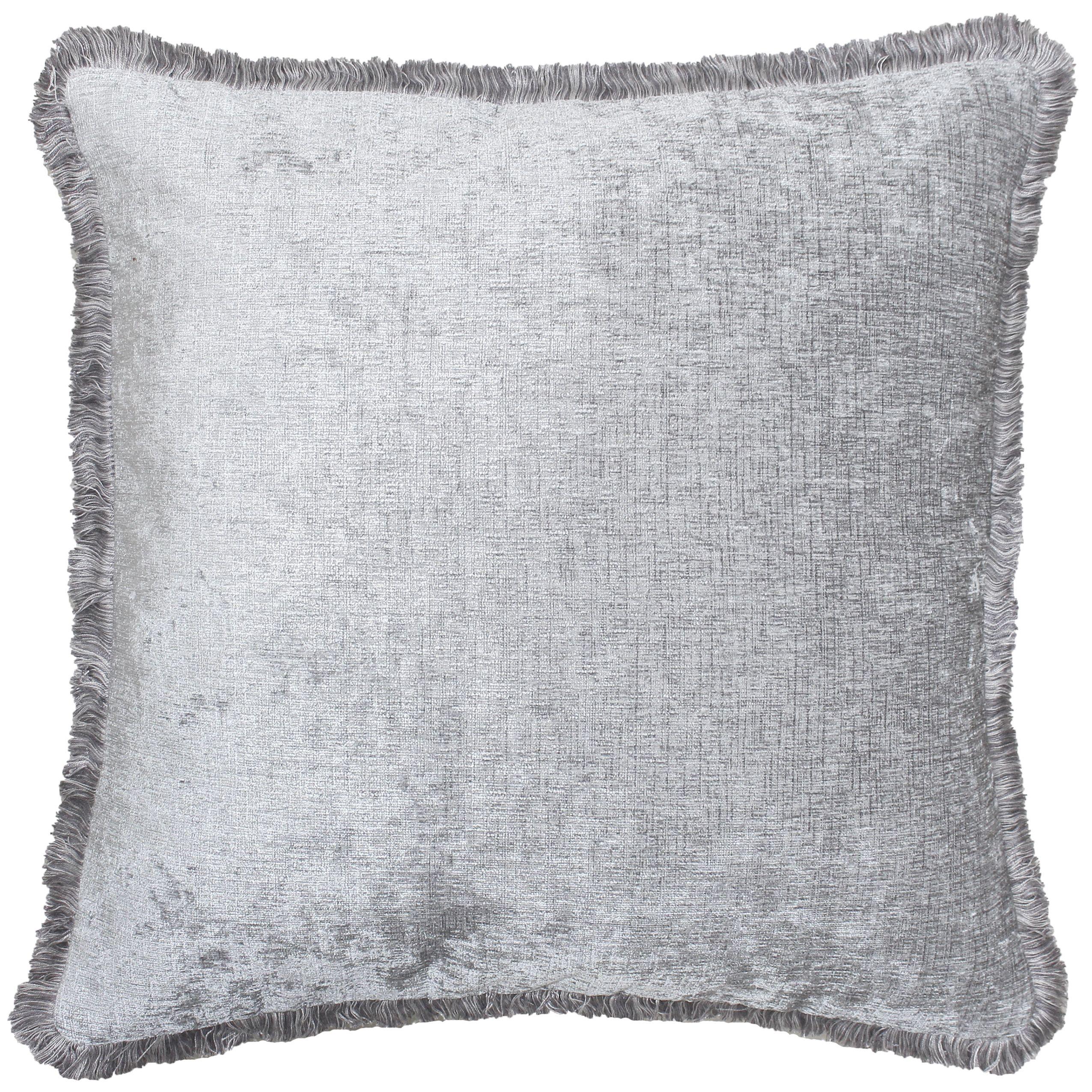 Astbury 50X50 Poly Cushion Silver