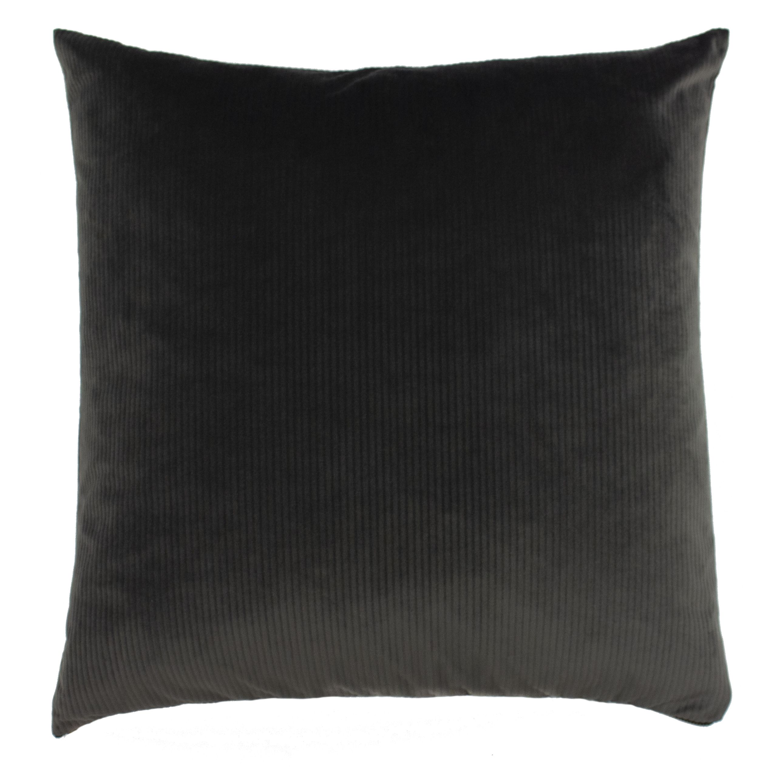 Aurora 45X45 Poly Cushion Grey