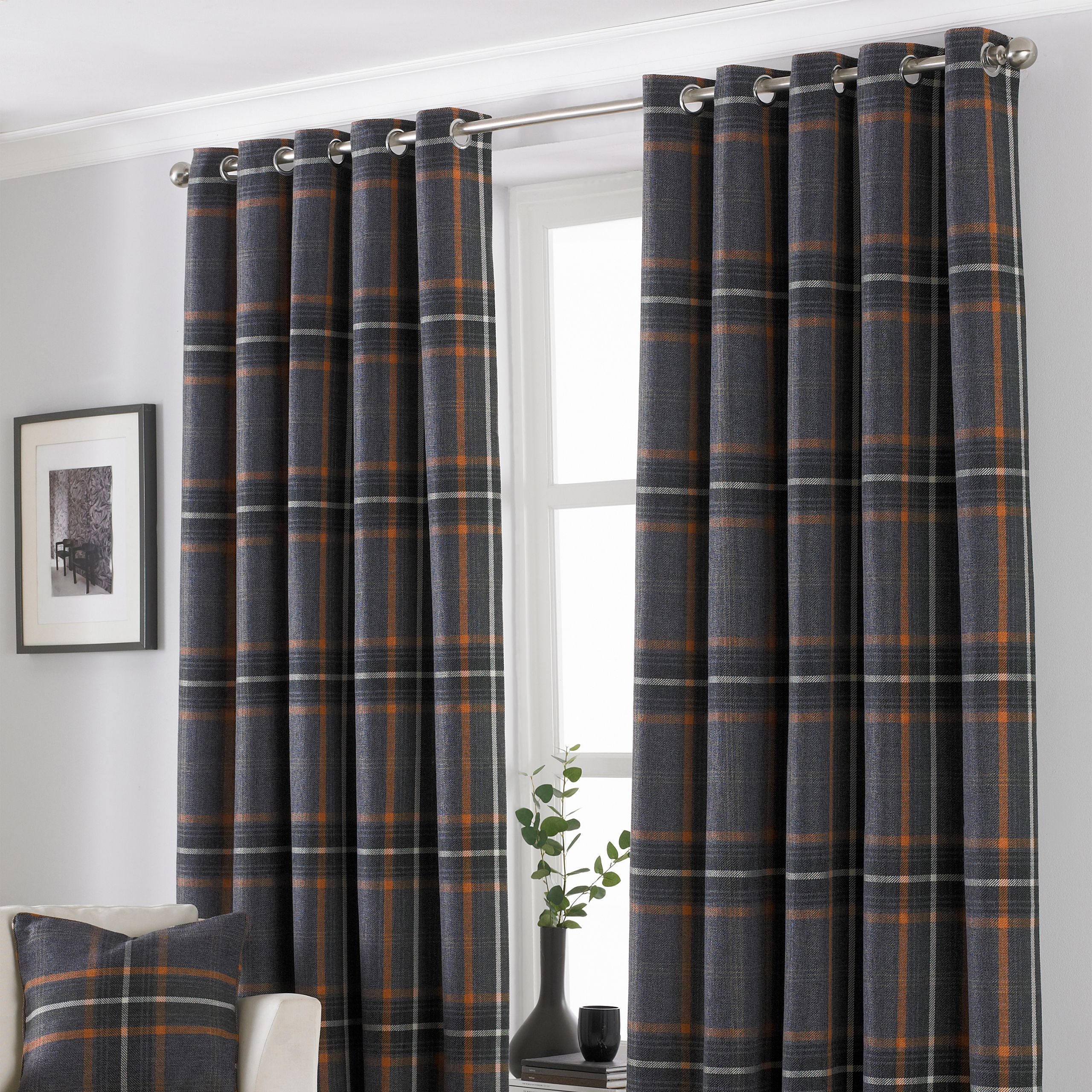 Aviemore Eyelet Curtains