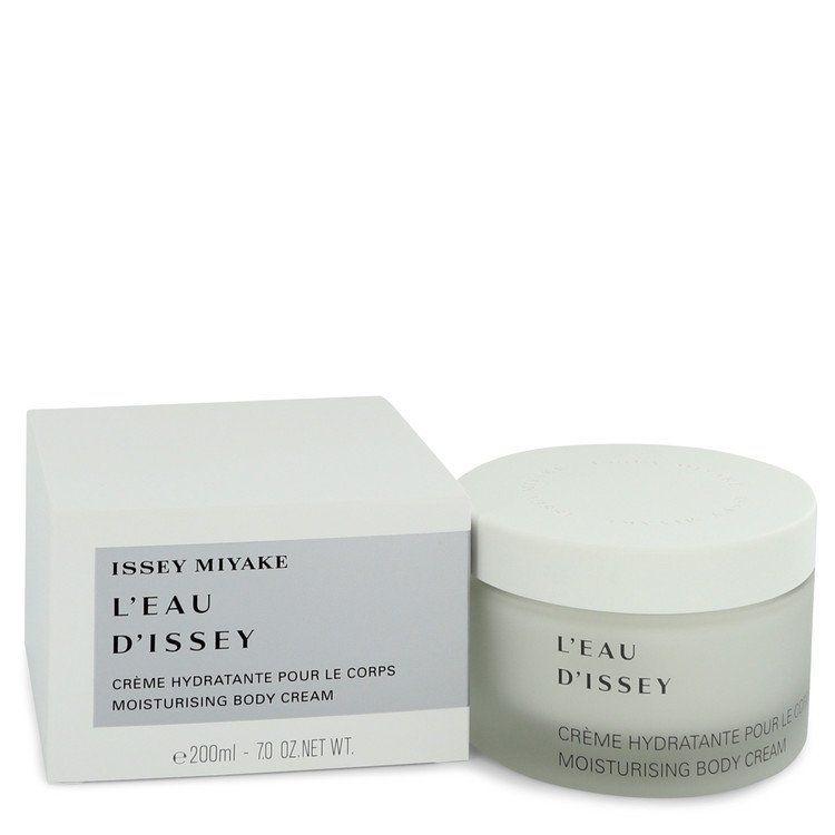L'eau D'issey (issey Miyake) Body Cream By Issey Miyake 200 ml