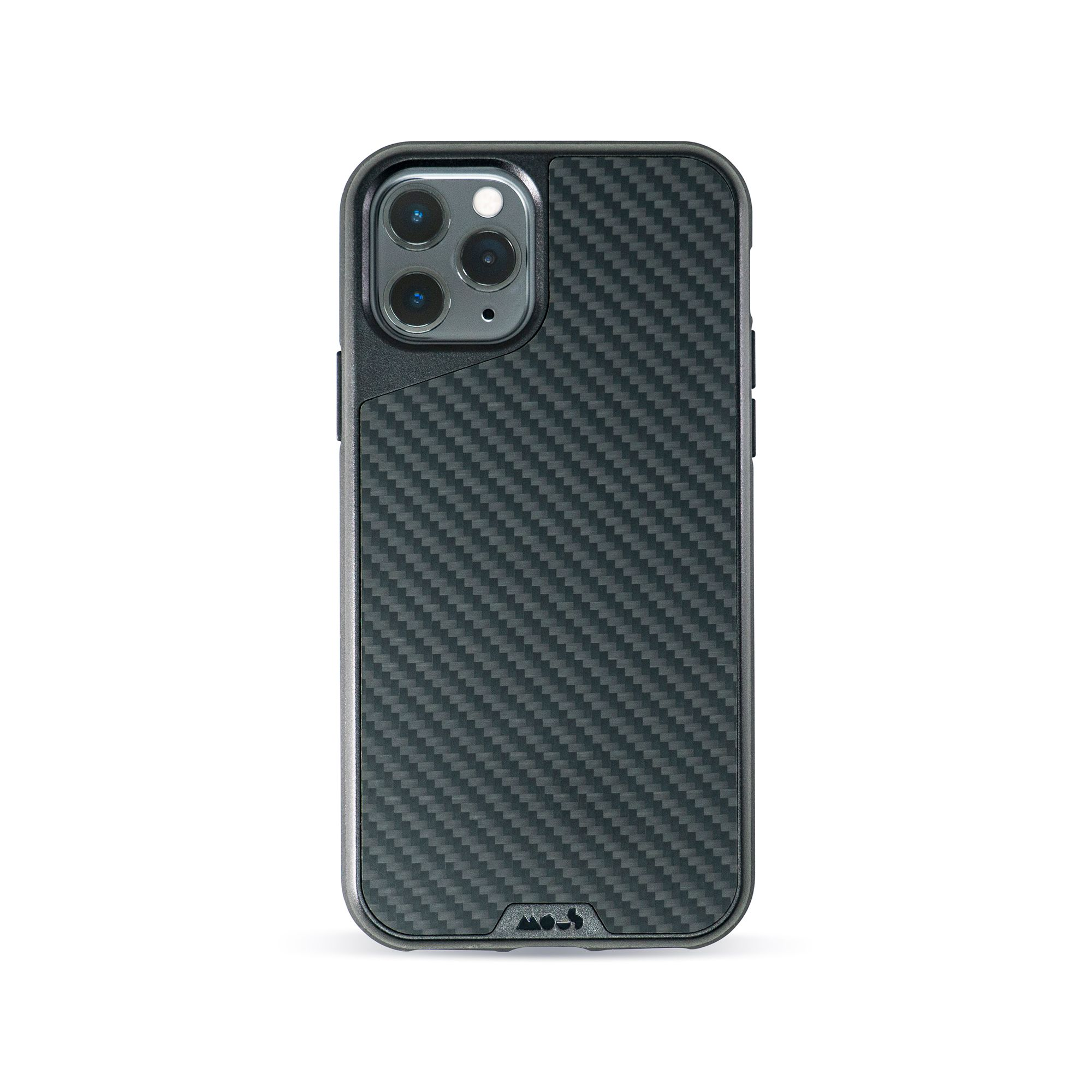 Mous - Protective Case for iPhone 11 Pro - Limitless 3.0 - Aramid Fiber - No Screen Protector