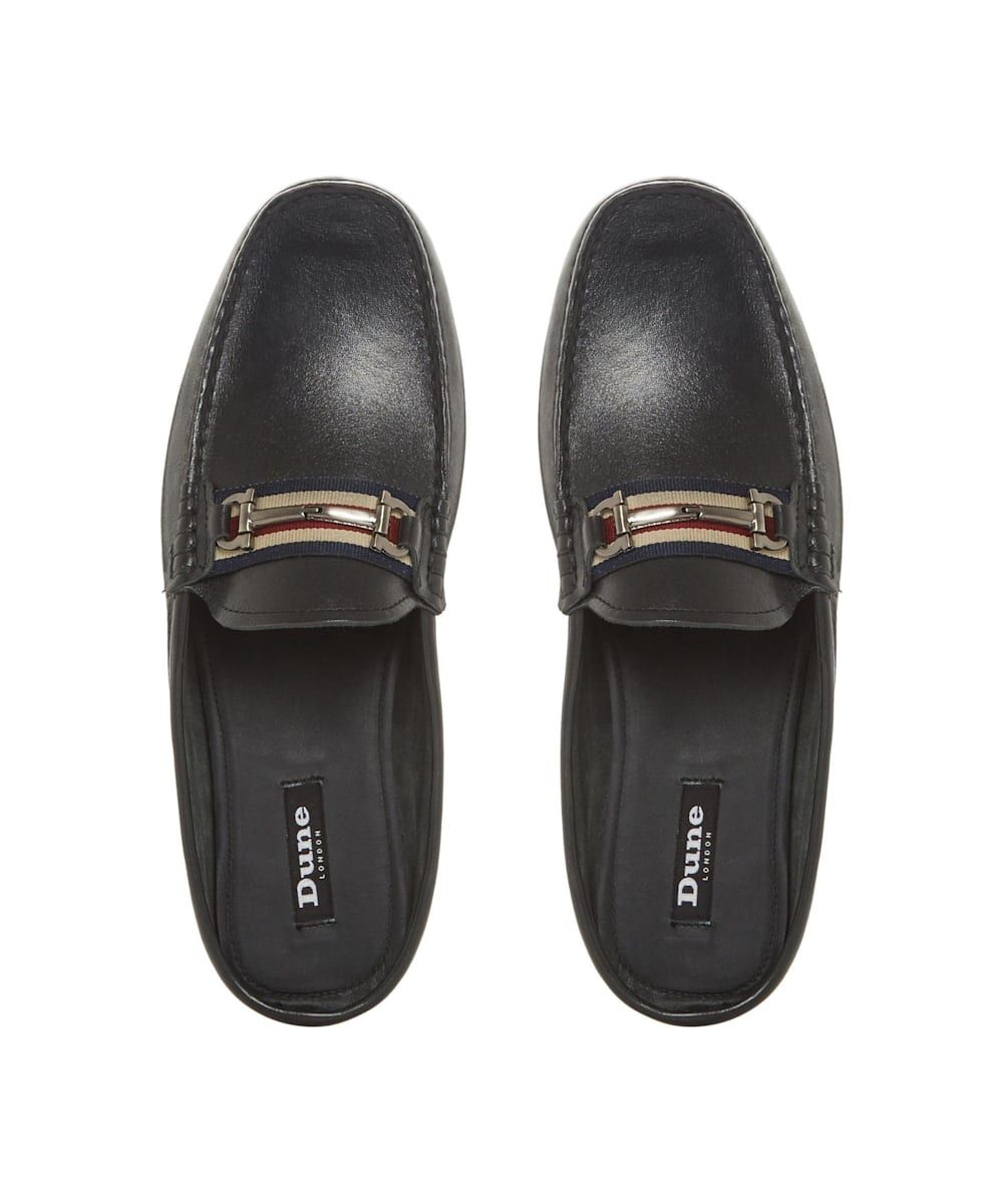 Dune Mens BANDITS Cleated Sole Loafer