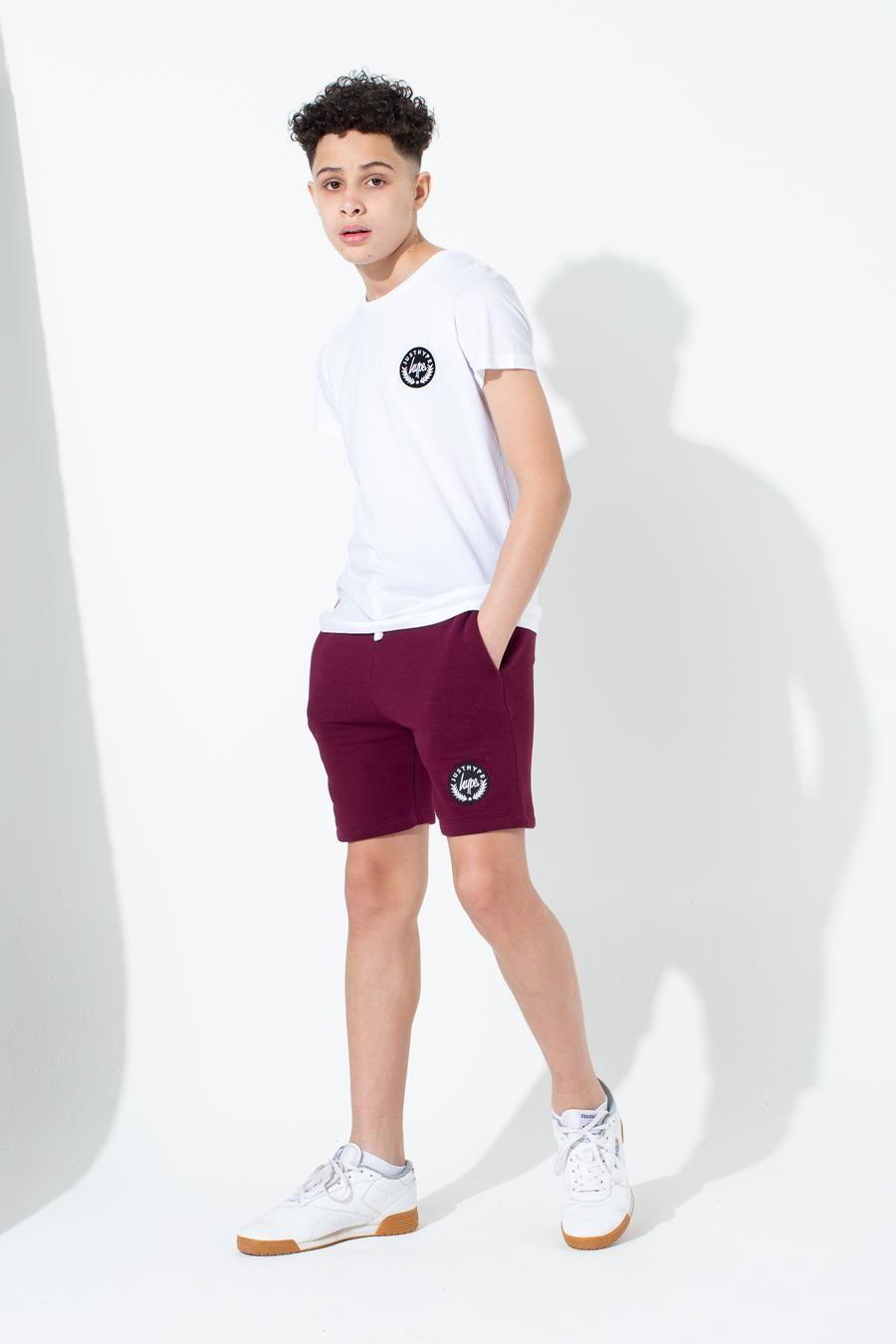 Hype White Crest Kids T-Shirt