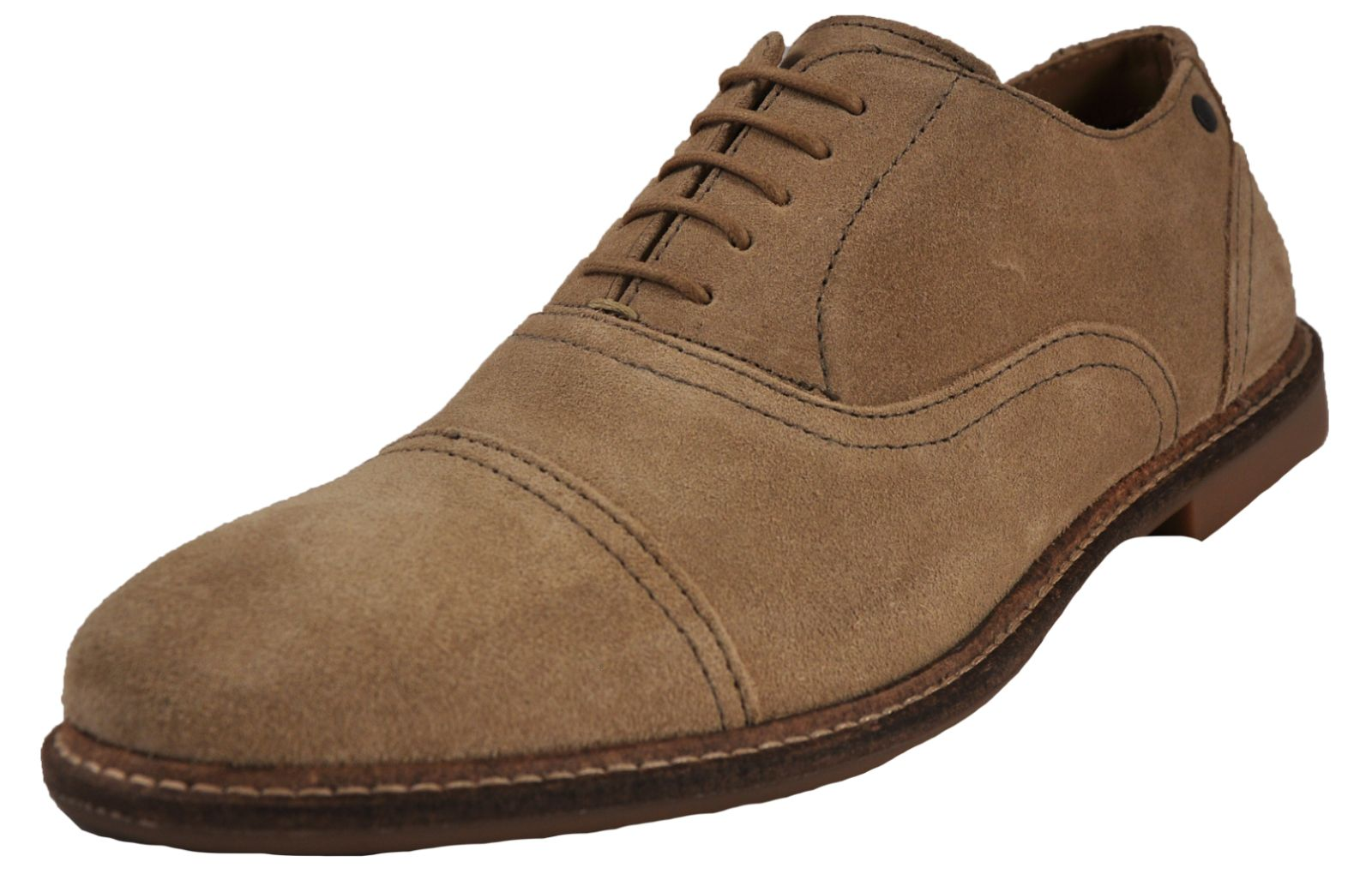 Base London Marston Suede Mens