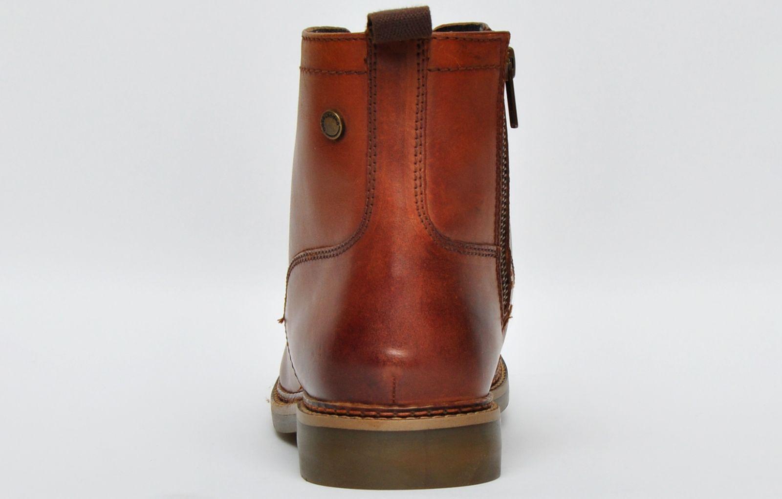 Base London Reynold Leather Mens