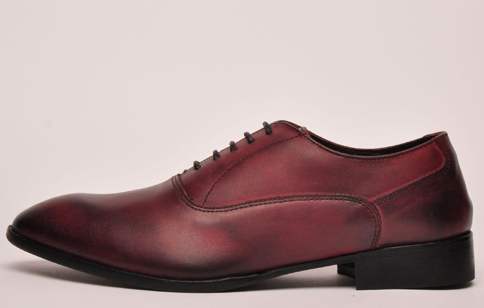 Base London Holmes Leather Mens