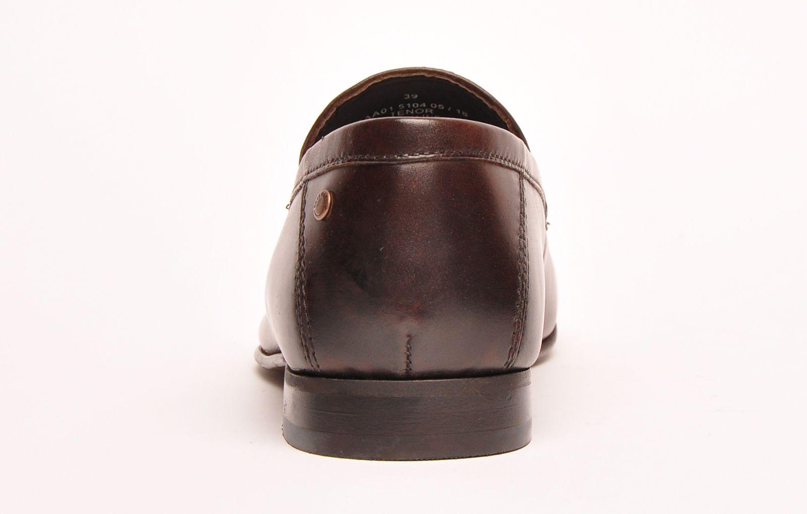 Base London Tenor Leather Mens