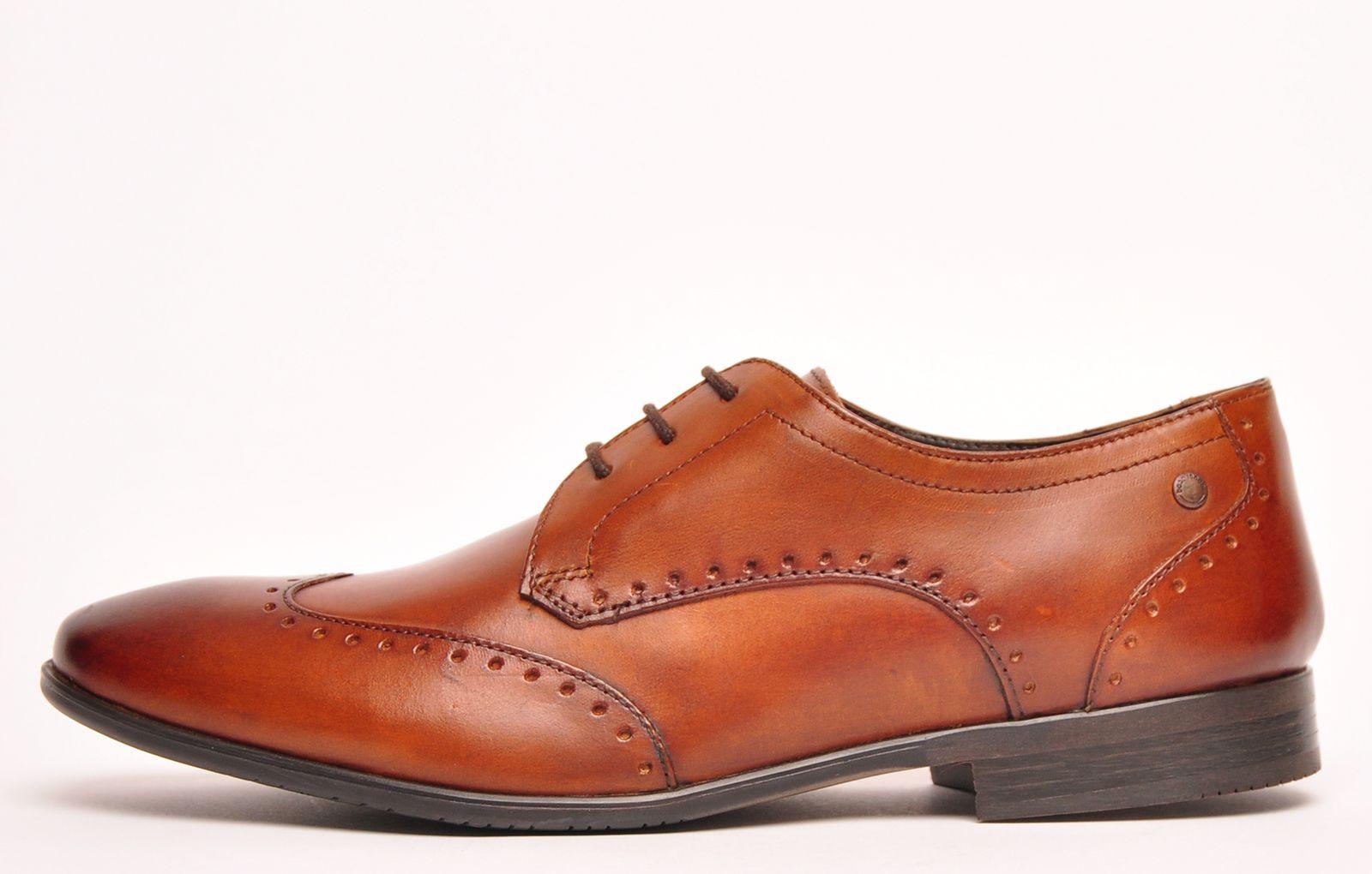 Base London Buckingham Leather Mens