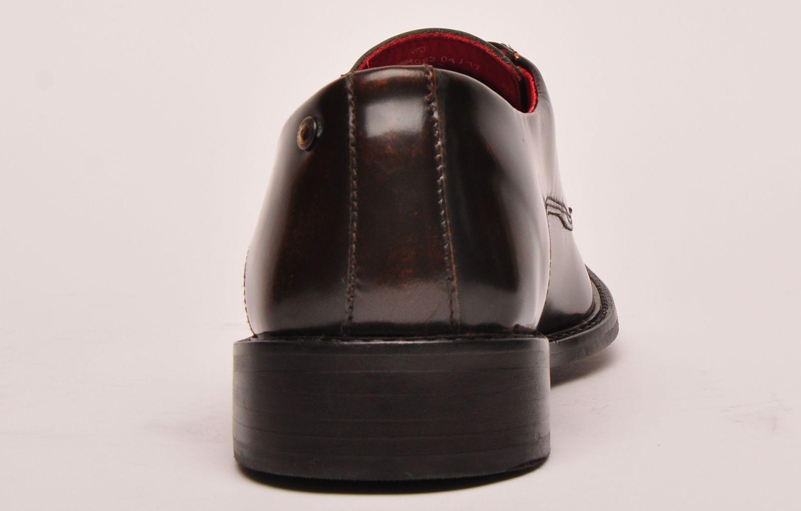 Base London Bexley Leather Mens