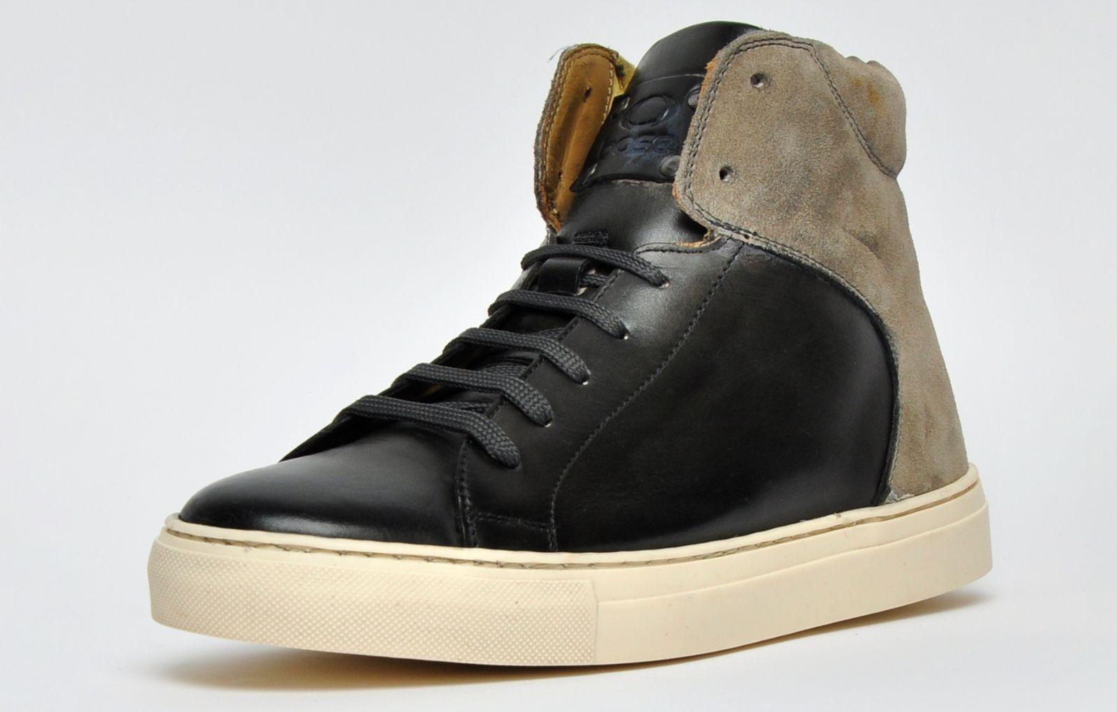Base London Jarrett Leather Mens