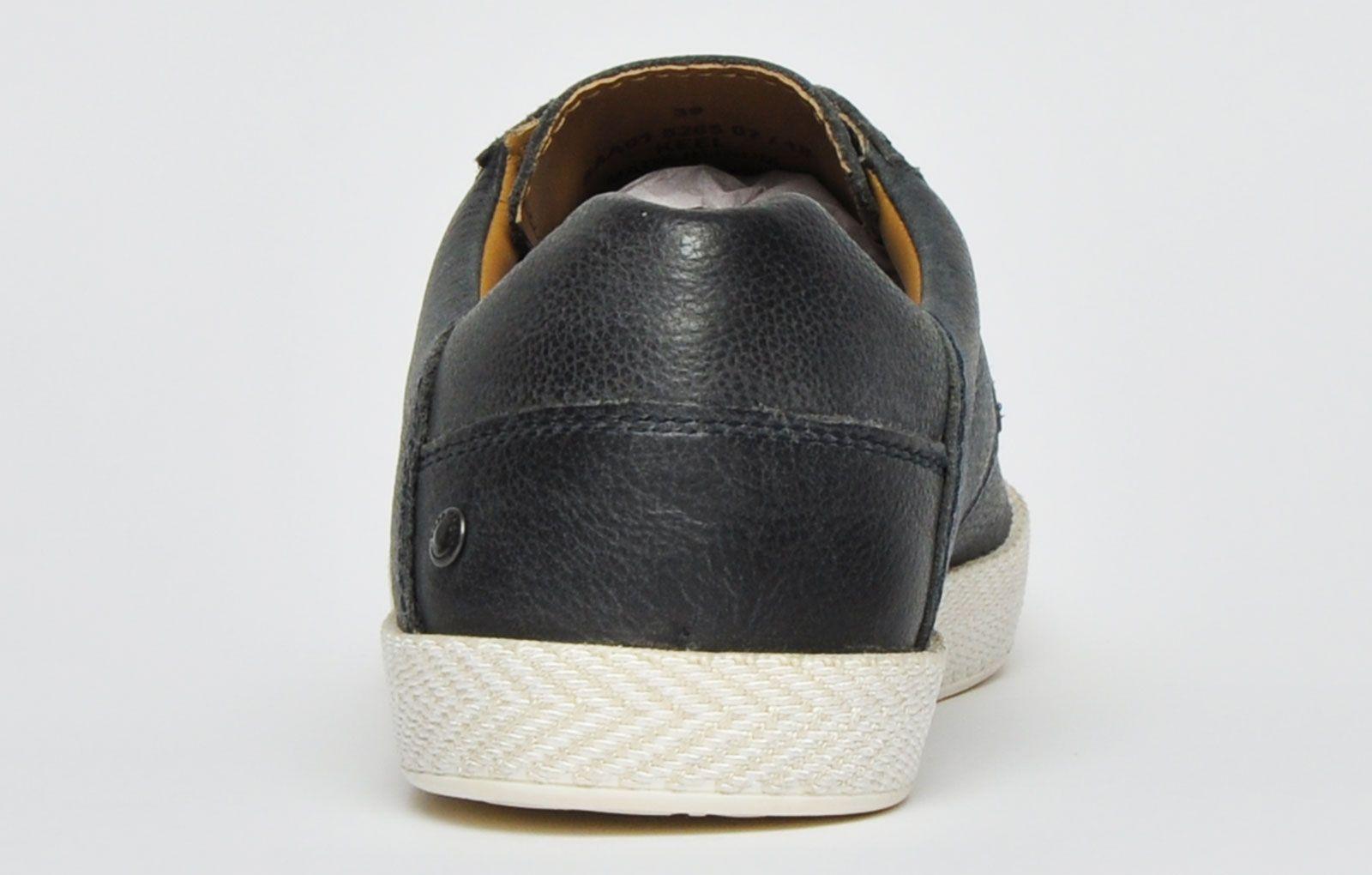Base London Keel Leather Mens