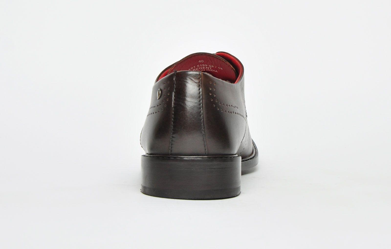Base London Regent Leather Mens