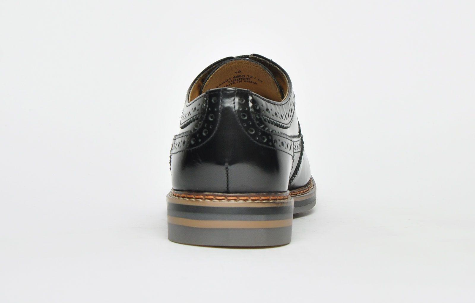 Base London Turner Leather Mens
