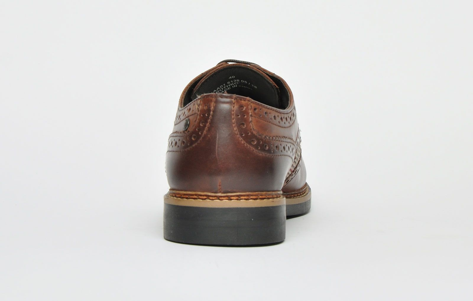 Base London Rothko Leather Mens