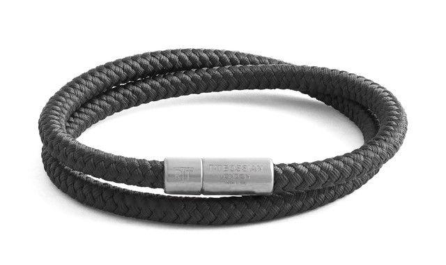 Shoreditch braided bracelet