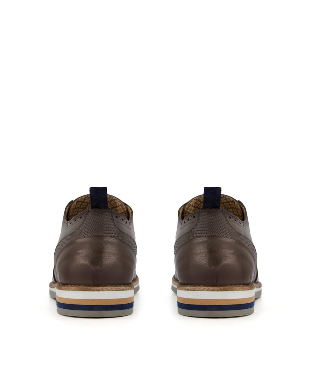 Bertie Mens BLACKHEATH Wedge Sole Brogue Shoes
