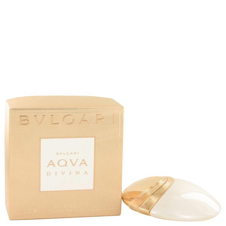 Bvlgari Aqua Divina Eau De Toilette Spray By Bvlgari 65 ml