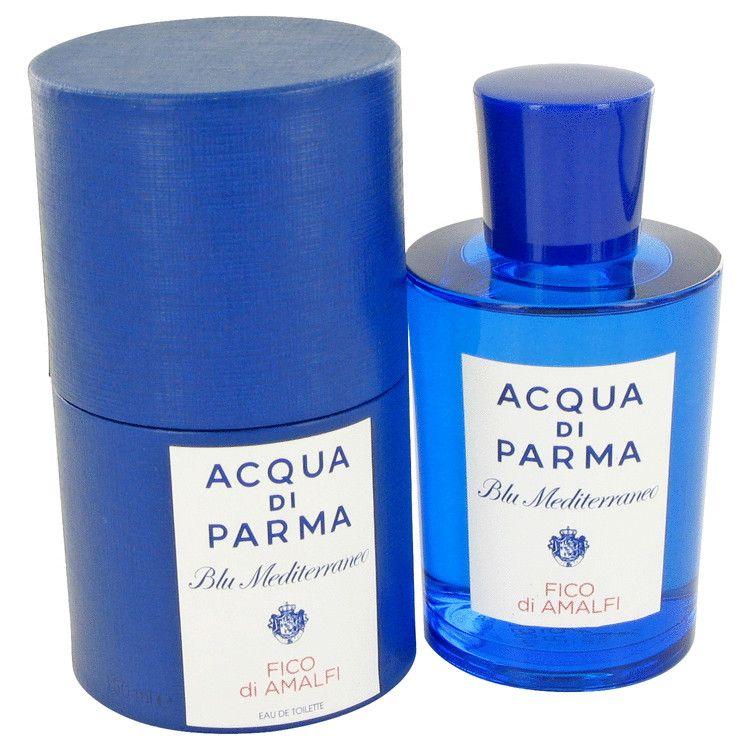 Blu Mediterraneo Fico Di Amalfi Eau De Toilette Spray By Acqua Di Parma 150 ml