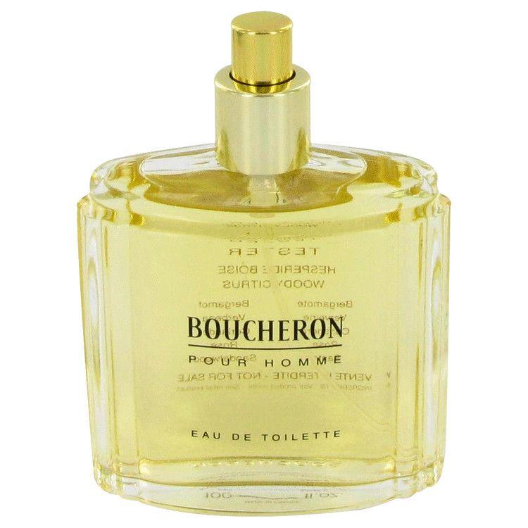 Boucheron Eau De Toilette Spray (Tester) By Boucheron 100 ml
