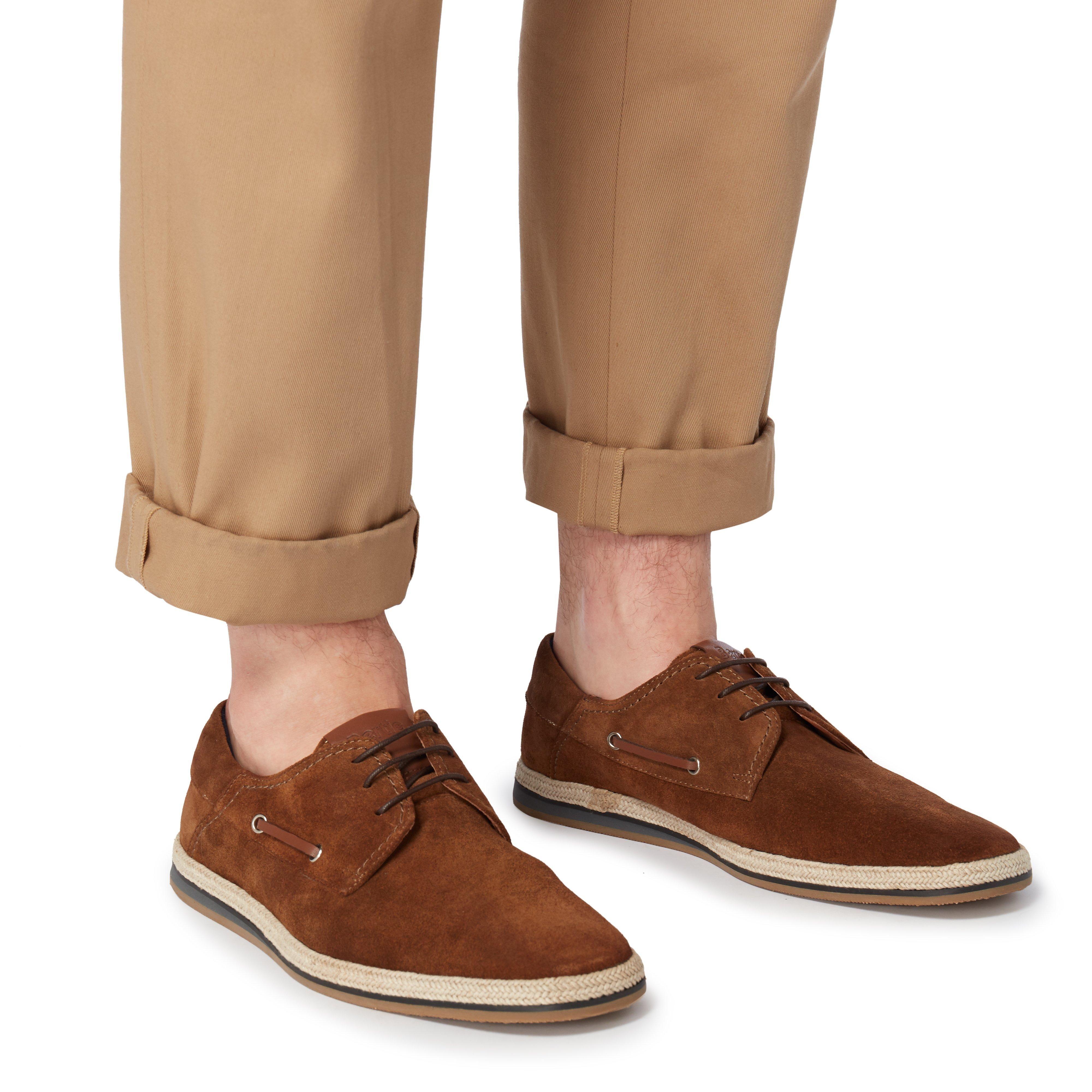 Bertie Mens BOLLINGER Boat Shoes