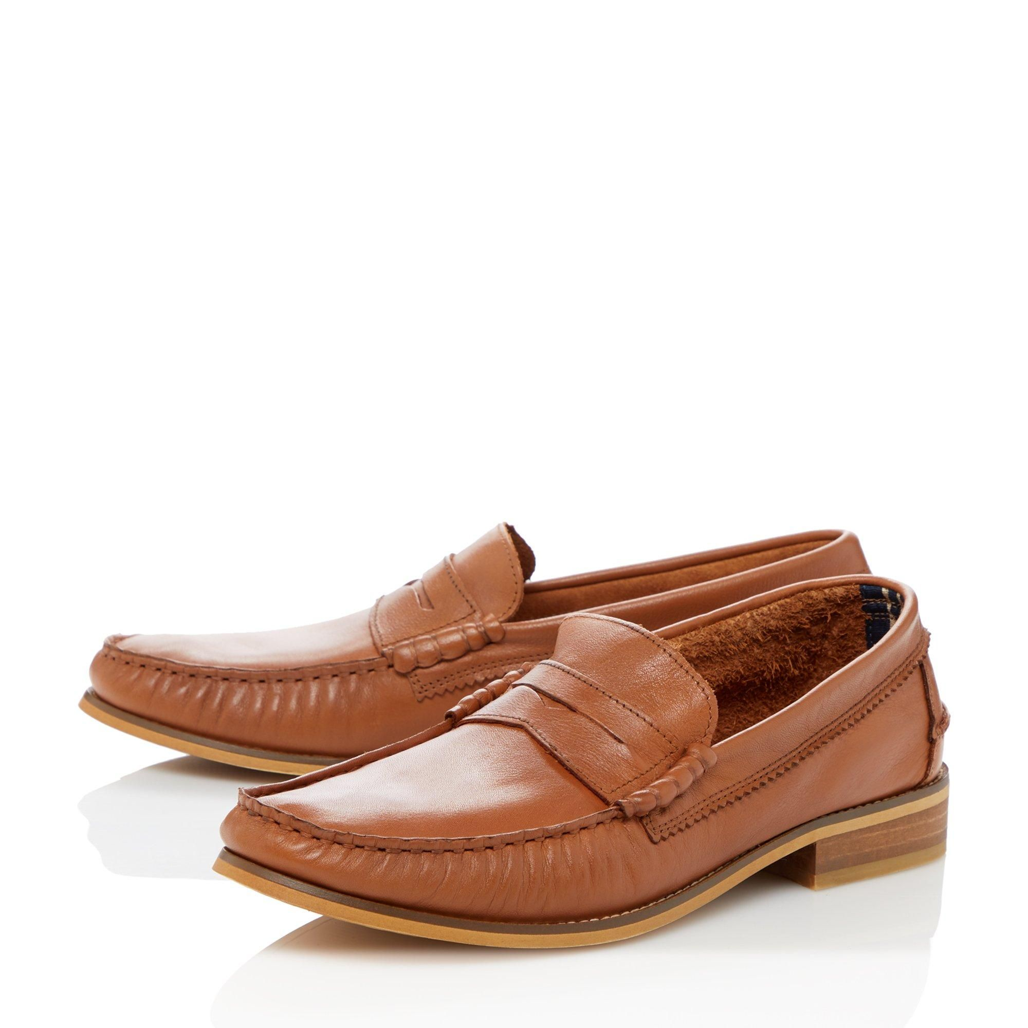 Dune Mens BOURNE DI Penny Loafers