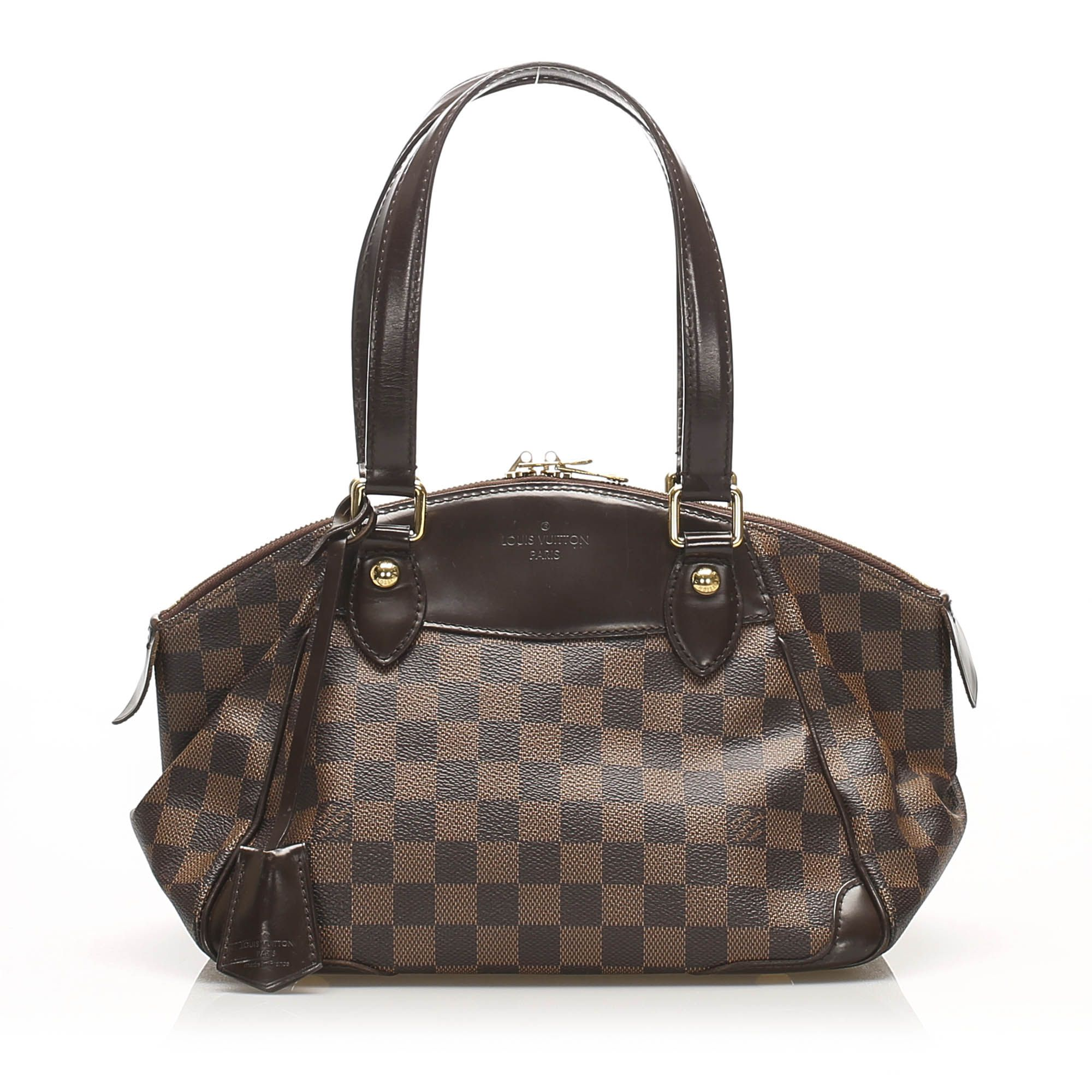 Vintage Louis Vuitton Damier Ebene Verona PM Brown