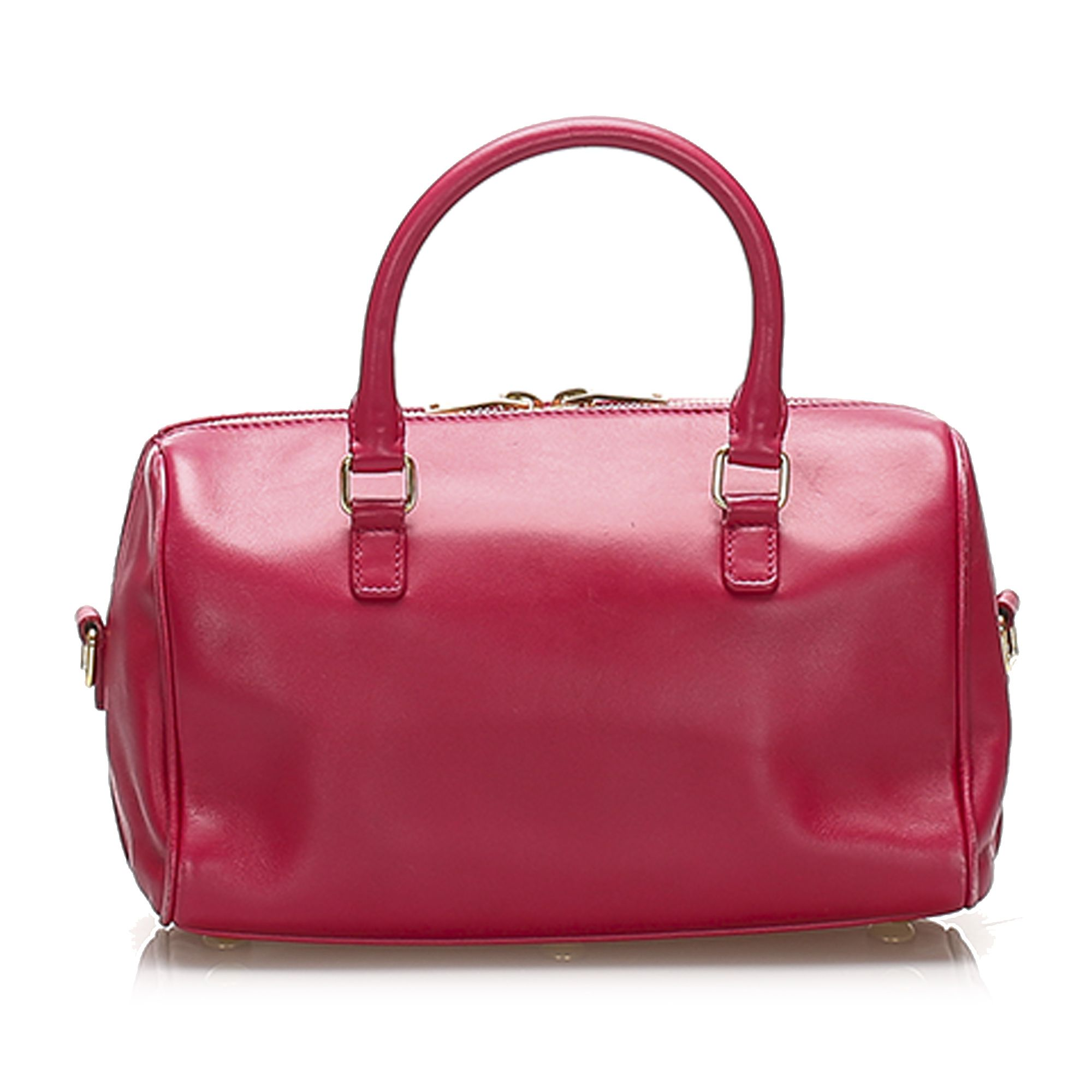 Vintage YSL Classic Baby Duffle Pink