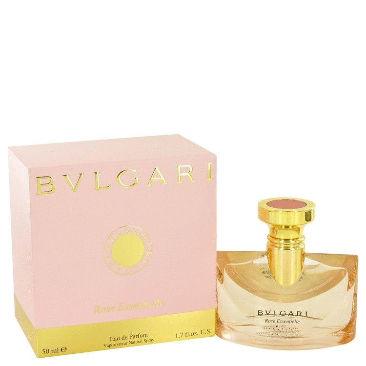 Bvlgari Rose Essentielle Eau De Parfum Spray By Bvlgari 50 ml