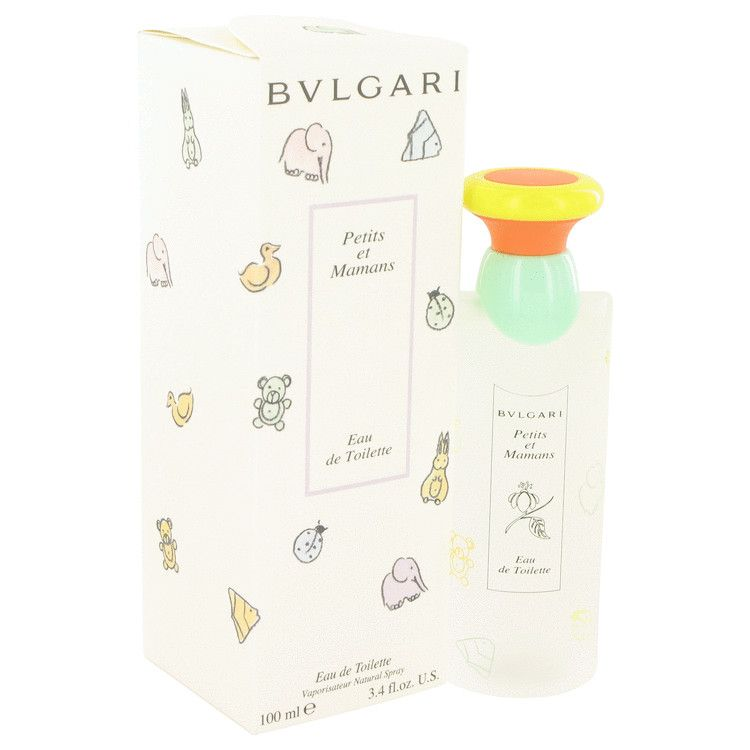 Petits & Mamans Eau De Toilette Spray By Bvlgari 100 ml