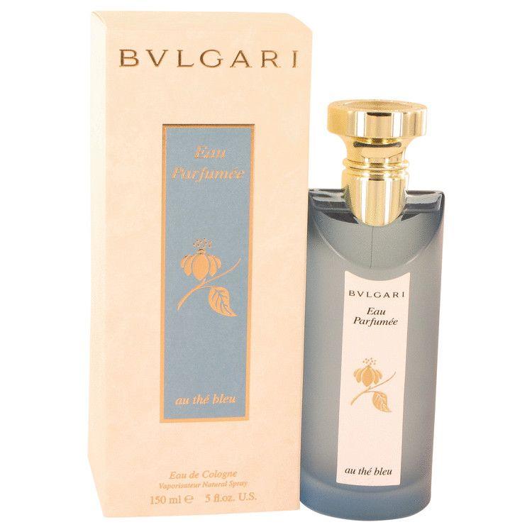 Bvlgari Eau Parfumee Au The Bleu Eau De Cologne Spray (Unisex) By Bvlgari 150 ml