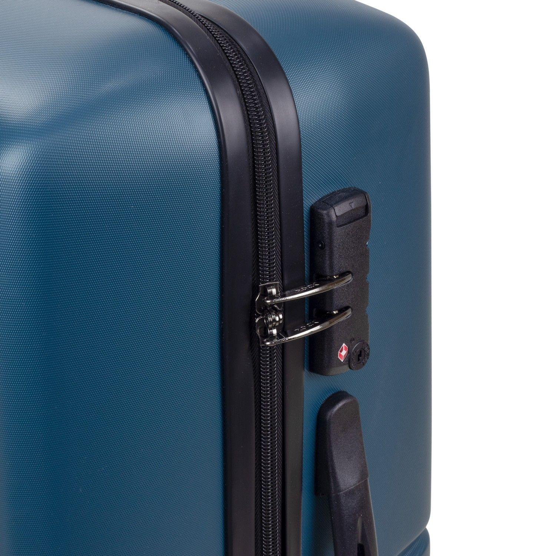 Byron 74cm Hardshell 4 Wheel Spinner Suitcase Teal