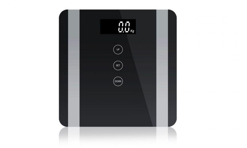 7 in 1 Digital Bathroom Scale - Space Grey