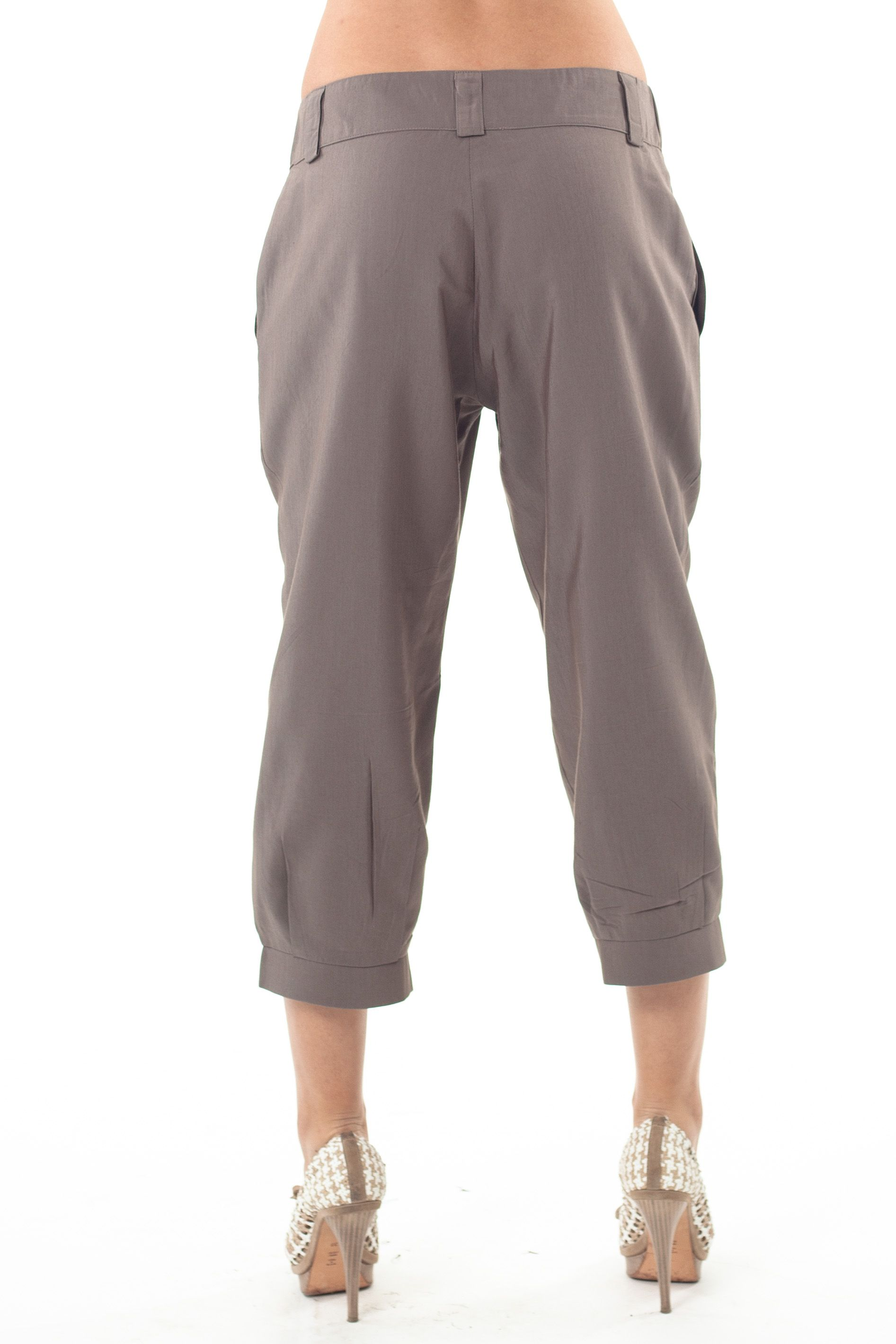 Cropped Pants