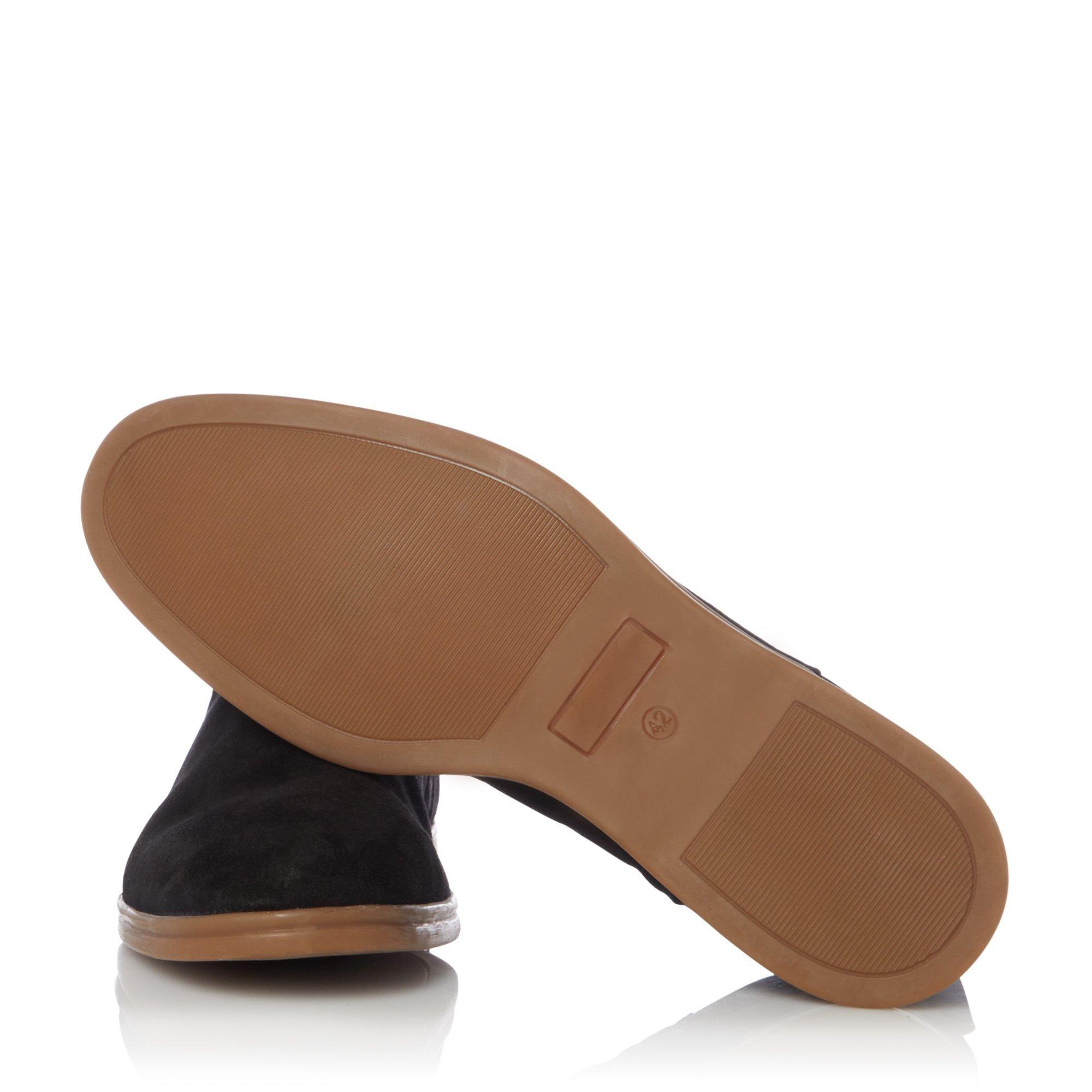 Dune Mens CALMM Casual Chelsea Boots