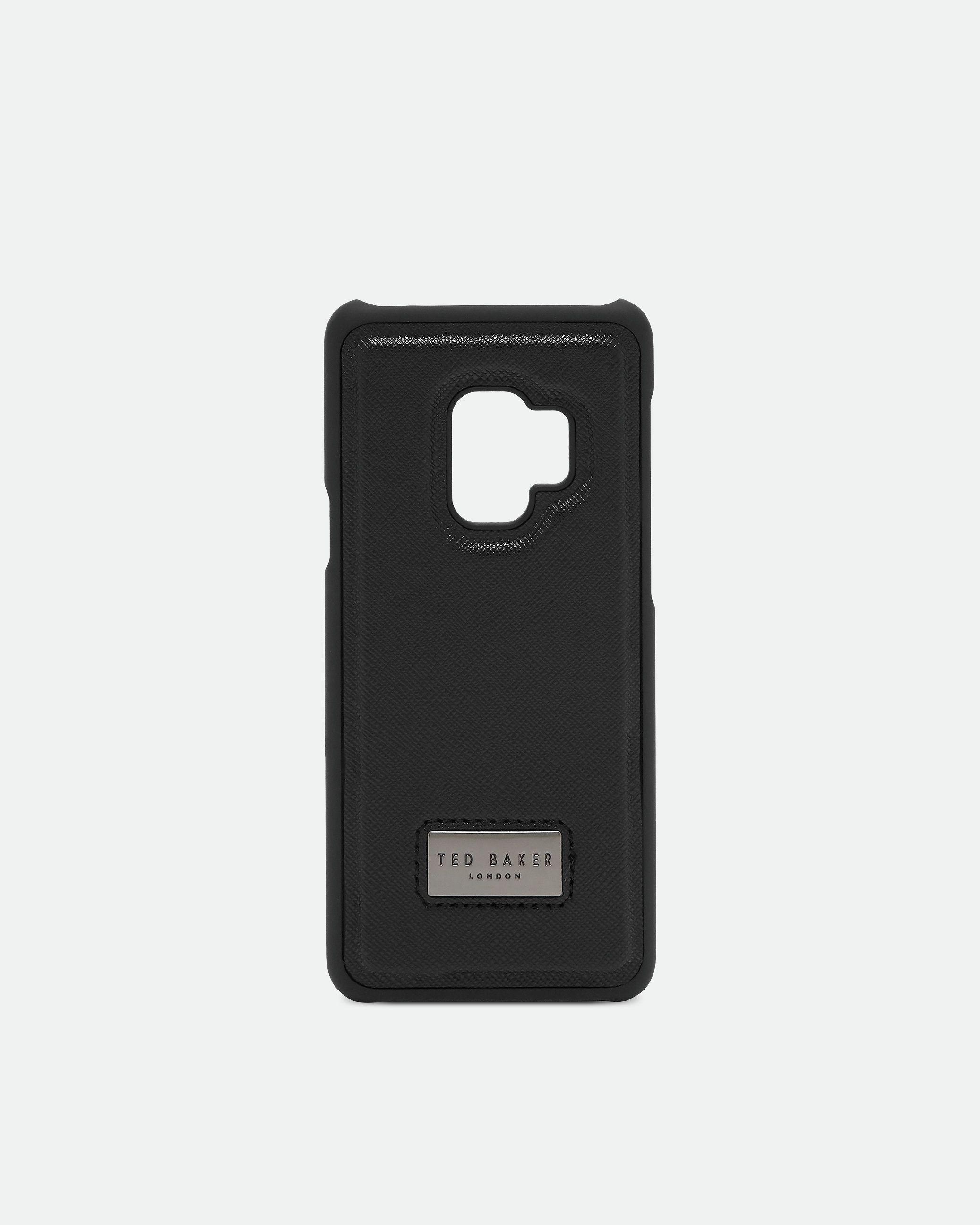 Ted Baker Carrow Samsung Galaxy S9 Clip On Case, Black