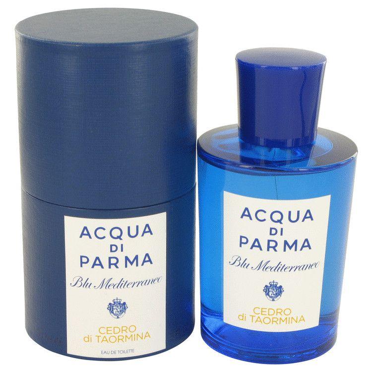 Blu Mediterraneo Cedro Di Taormina Eau De Toilette Spray (Unisex) By Acqua Di Parma 150 ml